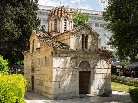 Church of Panaghia Gorgoepikoos