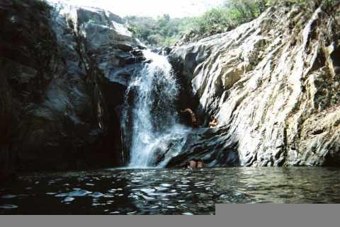 Cuale Waterfalls