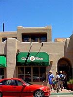 Chile Shop - Santa Fe, NM