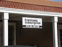 Downtown Subscription - Santa Fe, NM