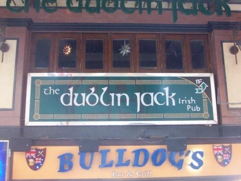 The Dublin Jack