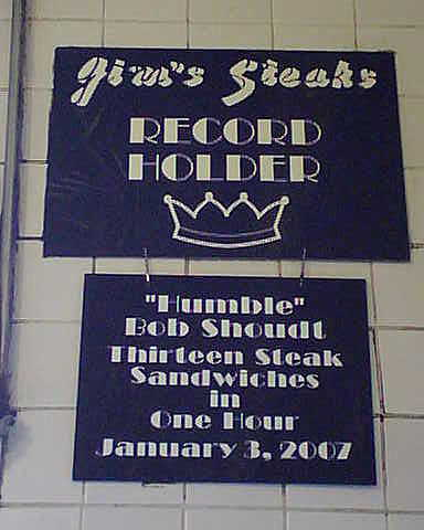 Jim's Steaks - Philadelphia, PA