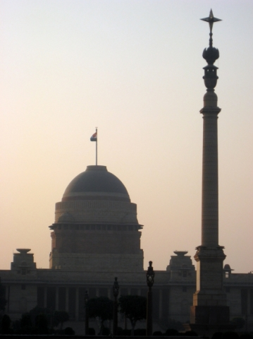 Rashtrapati Bhavan (President House)