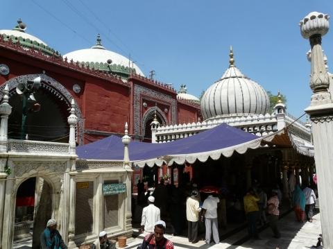 Nizamuddin Auliya's Dargah