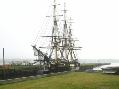 Salem Maritime National Historic Park