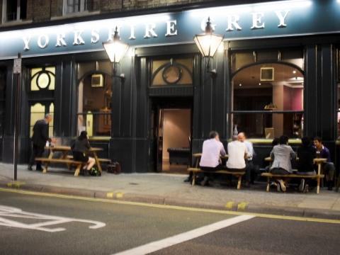 Yorkshire Grey Pub & Kitchen
