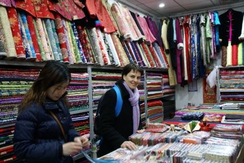 South Bund Fabric Market