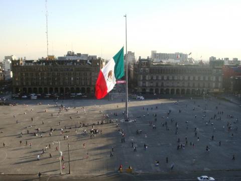 Plaza de la Constitución / El Zócalo