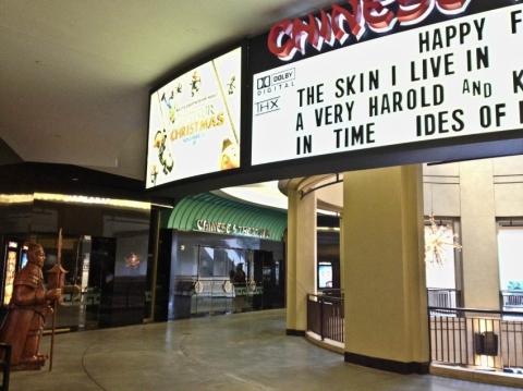 Mann Chinese 6 Theatre