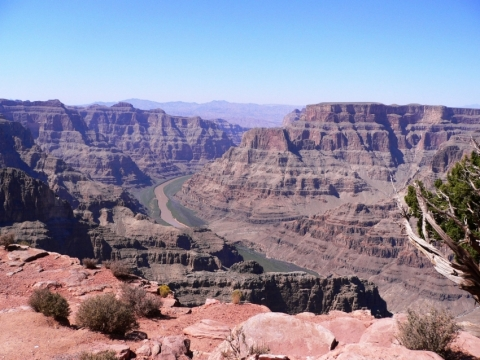 Grand Canyon Classic - West Rim Tour
