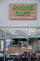 Avanti Cafe - Costa Mesa, CA