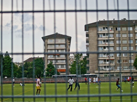 Centre sportif du bout du monde geneva cityseeker for Piscine varembe