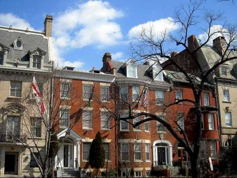 Kalorama House and Embassy Tour