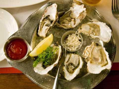 Rick Moonen's RM Seafood
