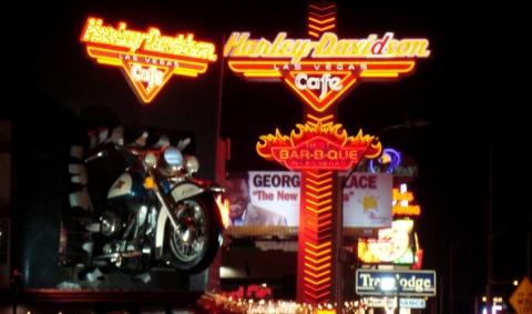 Harley-Davidson Cafe