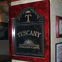 Tuscany Italian Cafe - Las Vegas, NV