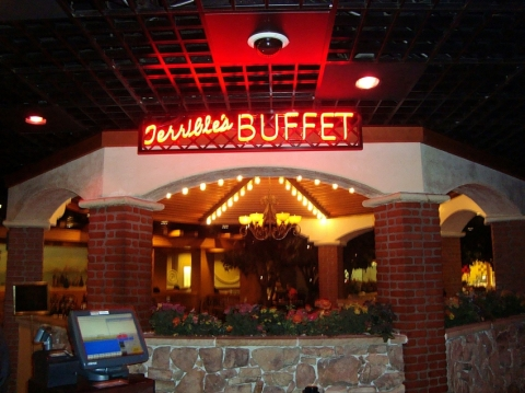 Terrible's Buffet