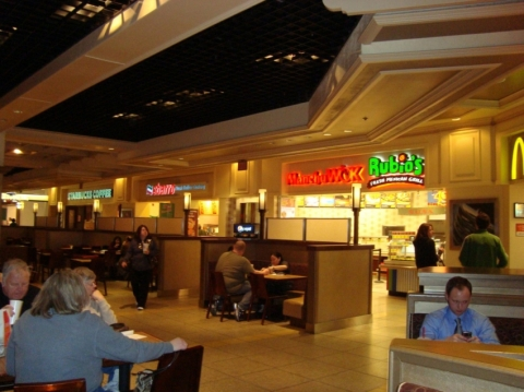 Food Court At Monte Carlo