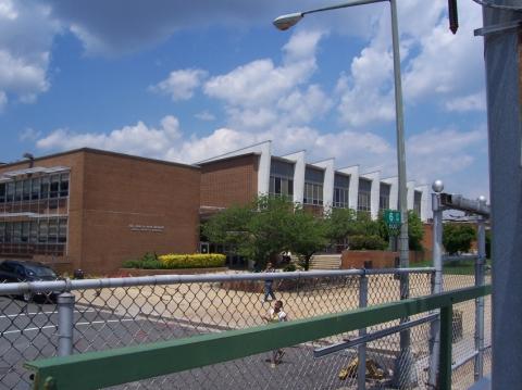 Burr Gymnasium