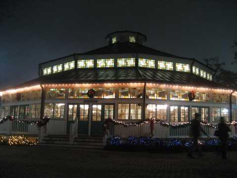 Hines Carousel Gardens Amusement Park