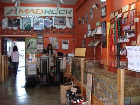 Chiang Mai Rock Climbing Adventures