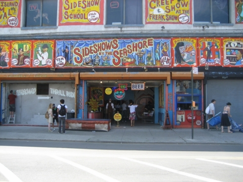 Coney Island Circus Sideshow