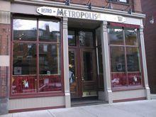 Metropolis - Boston, MA