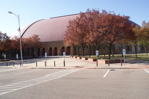 City Bank Auditorium & Coliseum
