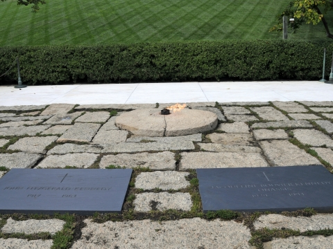 Arlington JFK Eternal Flame