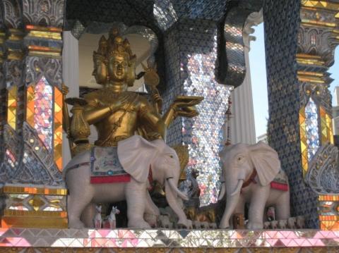 Brahma Shrine