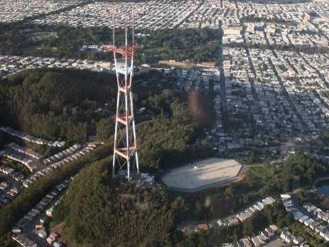 Twin Peaks-Sutro Tower