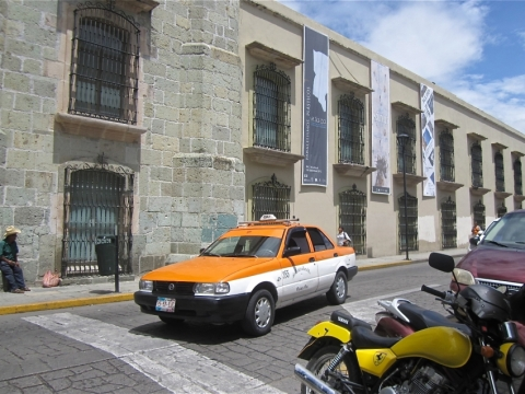 Oaxacan Painter Museum
