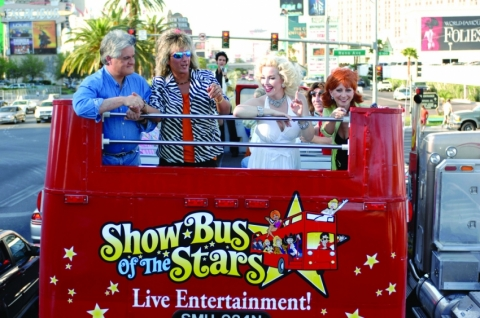 Show Bus of the Stars