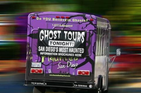 Haunted San Diego Tour