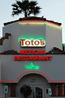 Toto's Mexican Restaurant - Las Vegas, NV