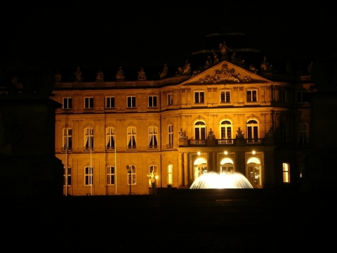 New Palace (Stuttgart)