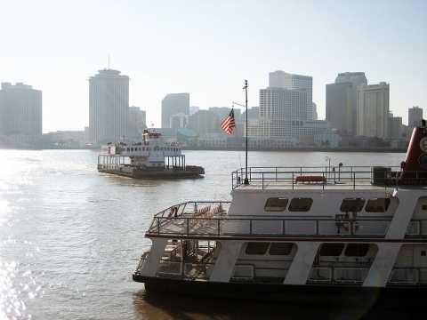 Canal-Algiers Ferry