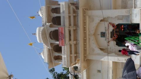 Shri Jagat Pita Brahma Temple