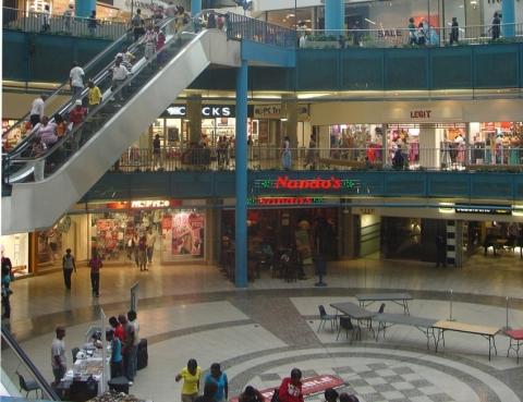 Carlton Centre Shopping Mall