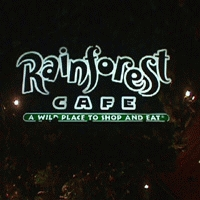 Rainforest Cafe - Las Vegas, NV