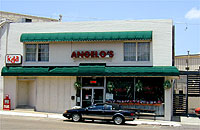 Angelo's Spaghetti House - Dallas, TX