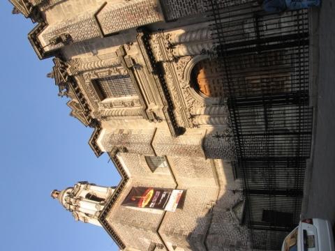 Iglesia de Santa Teresa la Antigua