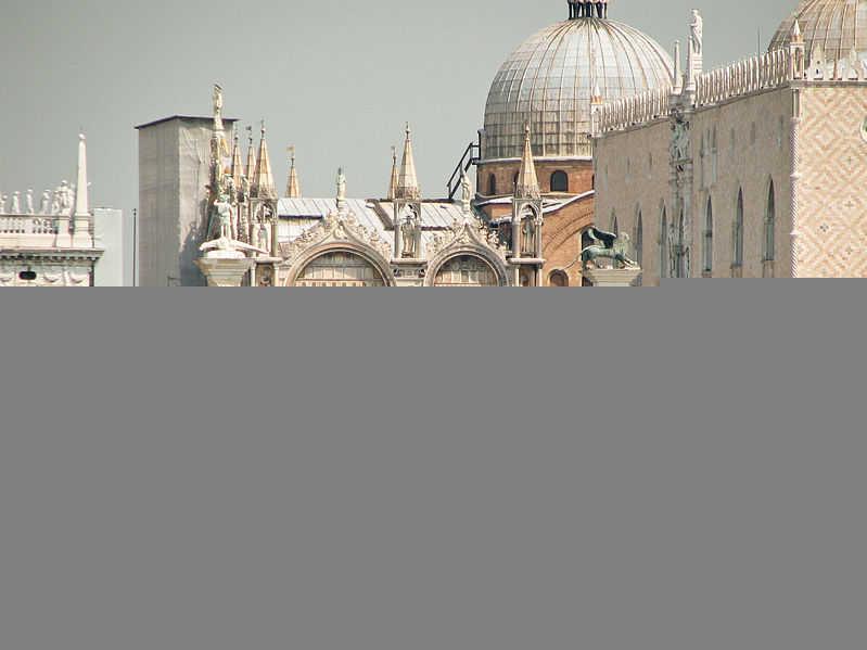 Basilica di San Marco - Pala d'Oro e Tesoro