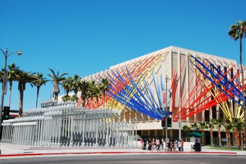 The Los Angeles County Museum of Art