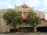 Hard Rock Cafe - Dallas, TX