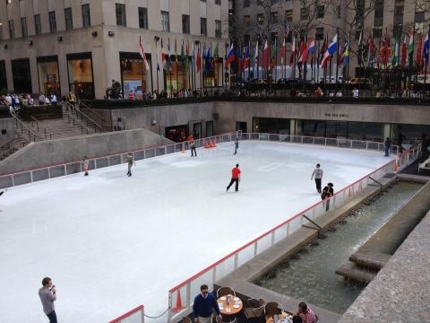Ice Rink at Rockefeller Center
