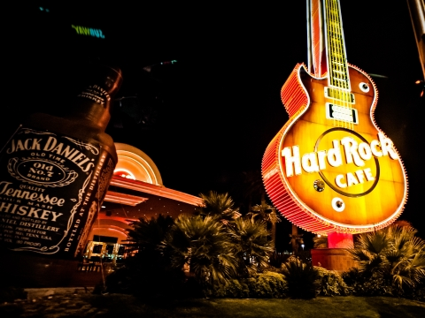 Hard Rock Cafe Las Vegas Strip