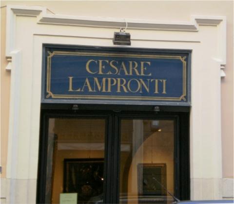 Cesare Lampronti