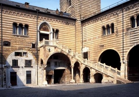 Courtyard del Mercato Vecchio