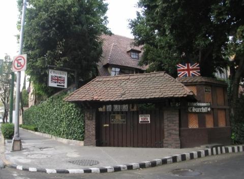 Sir Winston Churchill's